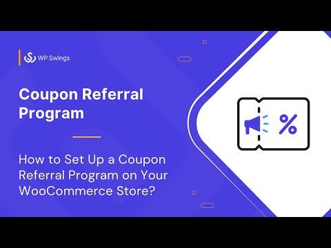 How Does Coupon Referral Program Plugin Works?