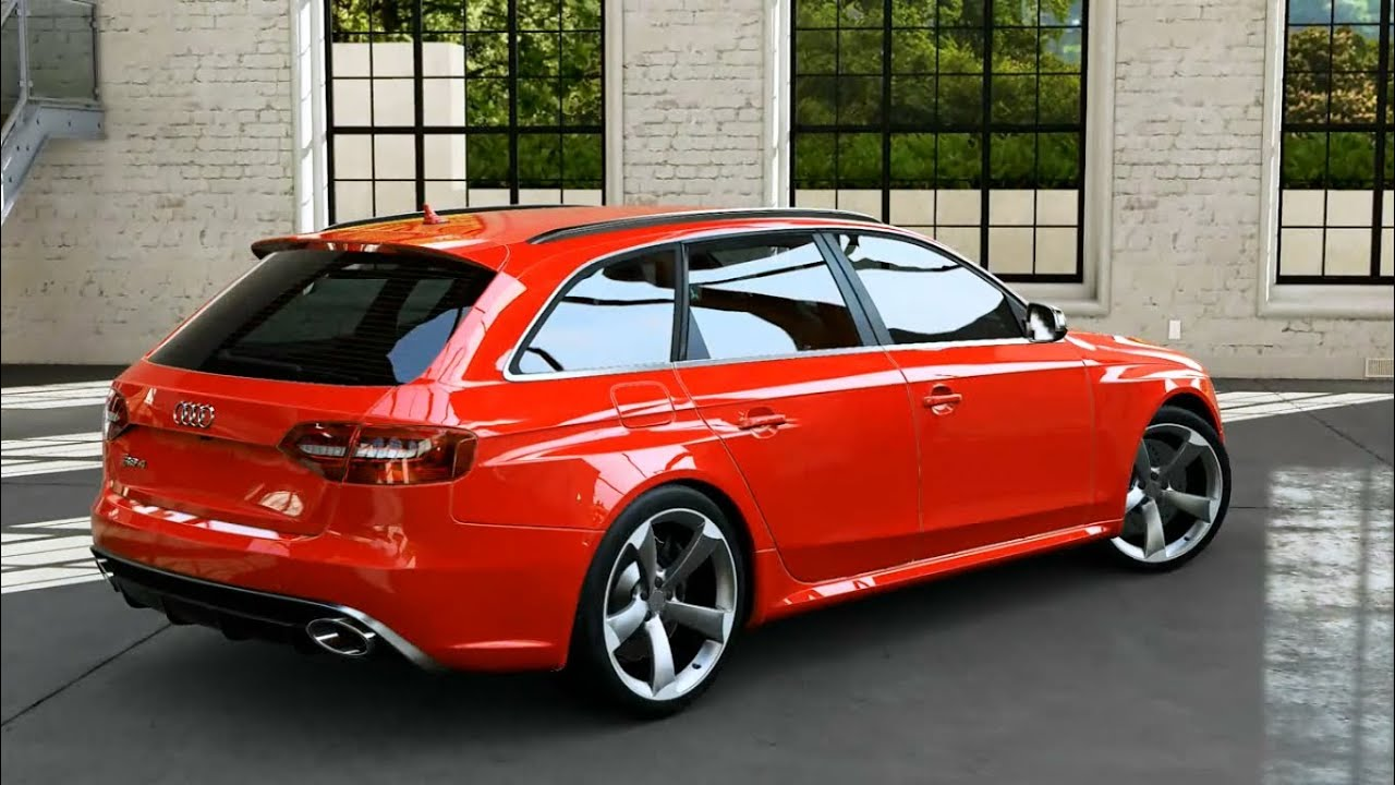 Forza 7 Car Wallpaper Forza Motorsport 5 2013 Audi Rs4 Avant Youtube