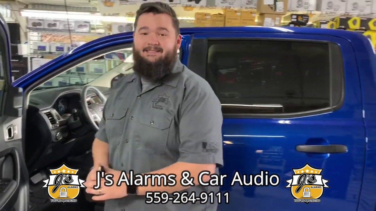 J U0026 39 S Alarms 2020 Ford Ranger Remote Start How To Install