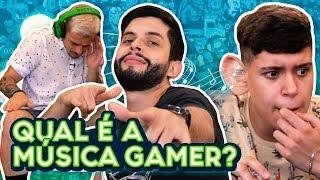 VOCÊ GANHARIA DELES?! - DESAFIO QUAL É A MÚSICA GAMER