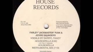 Farley Jackmaster & Jessie Saunders - Love Can