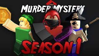 Playing Roblox Murder Mystery 2 Season 1 LIVE RN! (Funny Moments)