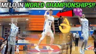 LaMelo Ball Is Going To The WORLD CHAMPIONSHIPS! Spire Is UNSTOPPABLE In The Playoffs 😱