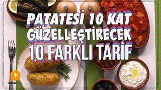 Patatesi 10 Kat Güzelleştirecek 10 Farklı Tarif - Onedio Yemek - Pratik Yemek Tarifleri