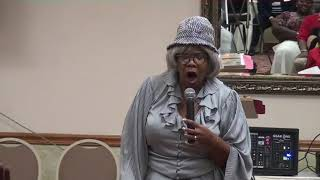 Grandma Big Toe Stand up Comedian