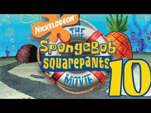 Let's Play The Spongebob Squarepants Movie (GBA), ep 10: Hasselhoff's Bikini?