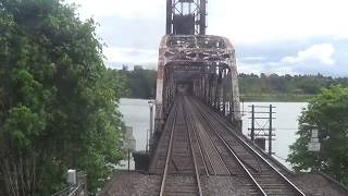 REAR VIEW - Amtrak