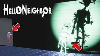MEMORIES OF THE NEIGHBORS PAST & THE DARKEST NIGHT (SHADOW MANS NIGHT?) - Hello Neighbor Mod