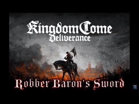 Kingdom Come: Deliverance - Robber Baron's Sword