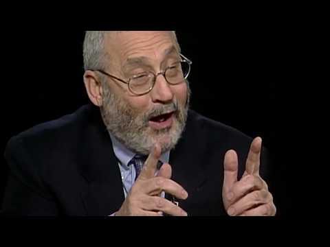 Joseph Stiglitz interview on Charlie Rose (2003)