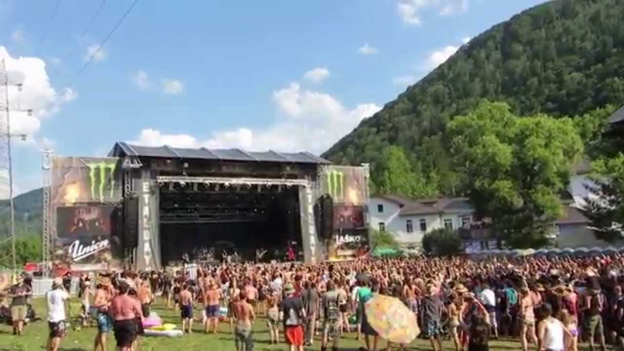 Metaldays slowenien Music festivals