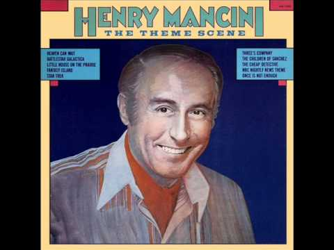 Henry Mancini & Orchestra - Heaven Can Wait
