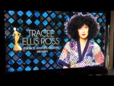Tracee Ellis Ross 2016 Fierce and Fearless Award. Essence Black ...