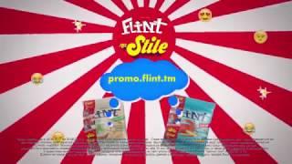 Акція «naStile» від сухариків «Flint»!