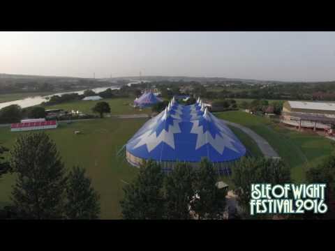 Isle of Wight Festival 2016 Build