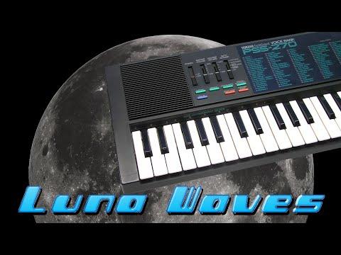 Techno Music on Vintage Toy Keyboard  Yamaha PSS-270