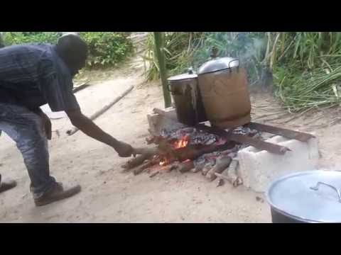 My Visits: Off-Grid Cooking in Jamaica