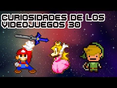 15 Curiosidades de los Videojuegos Parte 30