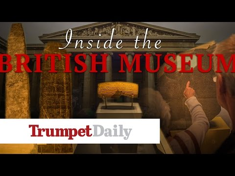 Inside the British Museum - The Trumpet Daily
