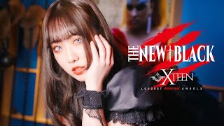 OFFICIAL MV「THE NEW BLACK」XTEEN(クリスティーン)-LOUDEST HORROR PUNK ANGELS- 2019/12/13 FRIDAY THE 13TH DROP