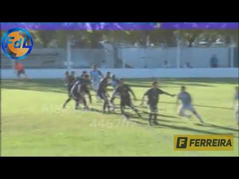 FDL - OFF SIDE EN EL PRIMER GOL DE FERRO ANTE LINIERS