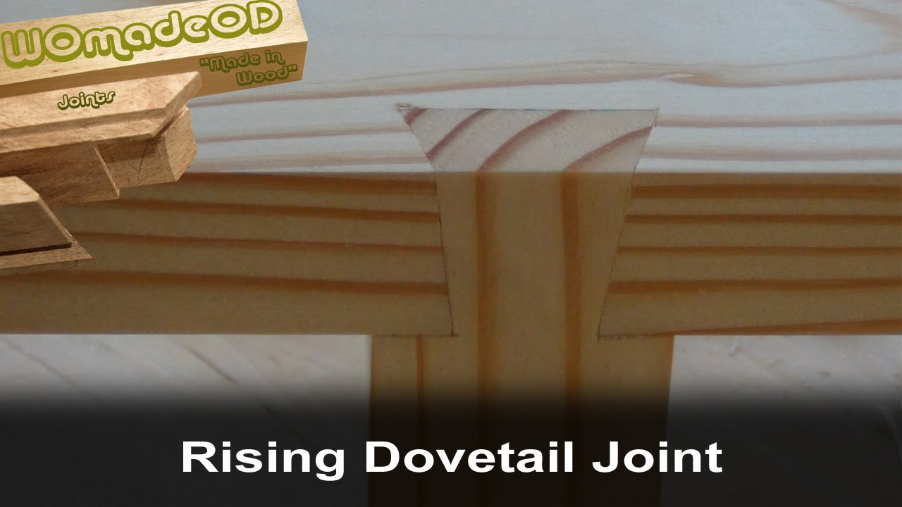 Download Rising Dovetail, 'Half Sumiyoshi', Joint  - 'Impossible Dovetail'