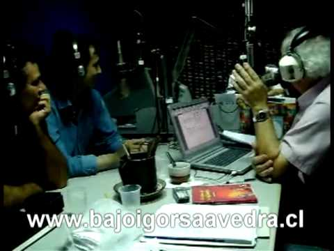 Entrevista Igor Saavedra, en Radio Classica - BOLIVIA.