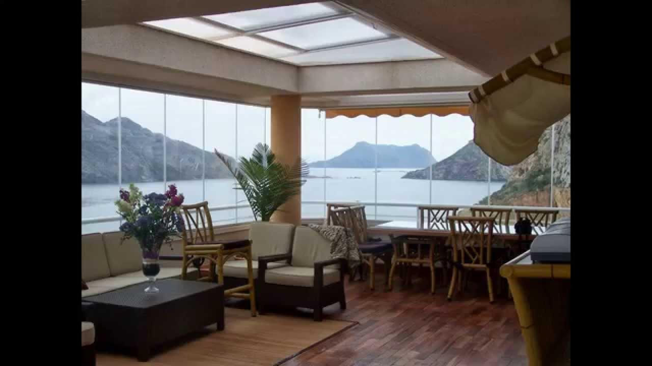 Acristalamiento terraza madrid youtube - Acristalamiento de terrazas precios ...