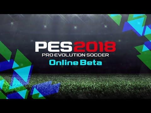 كيفية تحميل لعبة PES 2018 Beta للـ PS4 و Xbox