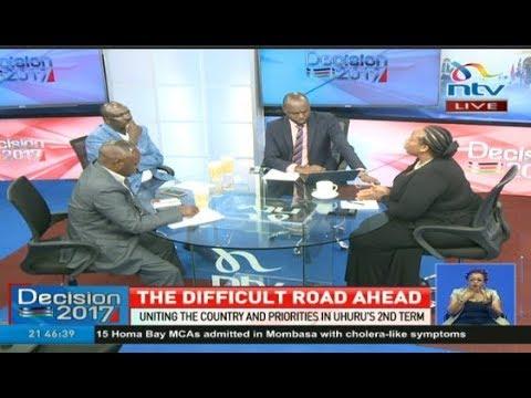 Elusive unity in the sea of Kenya's divisive ethnic politics