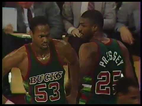 Milwaukee Bucks @ Kansas City Kings 1/24/85 WVTV Channel 18 Part 2