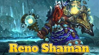 [Wild] Reno Shudderwock Shaman The Boomsday Project | Hearthstone Guide How To Play