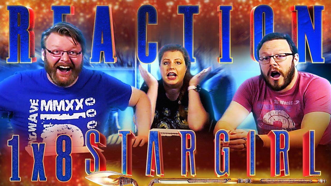"Stargirl 1x8 REACTION!! ""Shiv Part Two"""