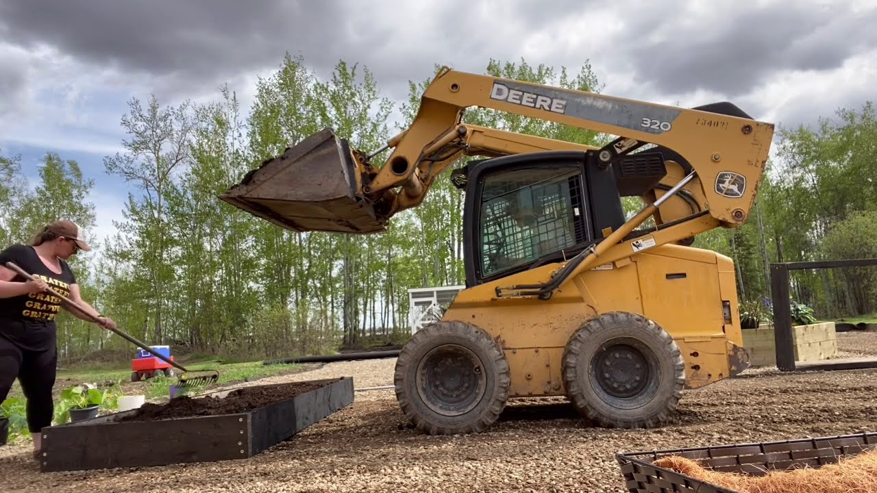 Our backyard makeover transformation project