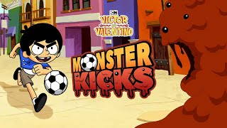 Victor and Valentino: Monster Kicks - Defending The Town With Soccer Skills (CN Games)