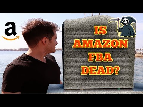 IS Amazon FBA Dead? Can you Still Make a Living Selling On it 😱