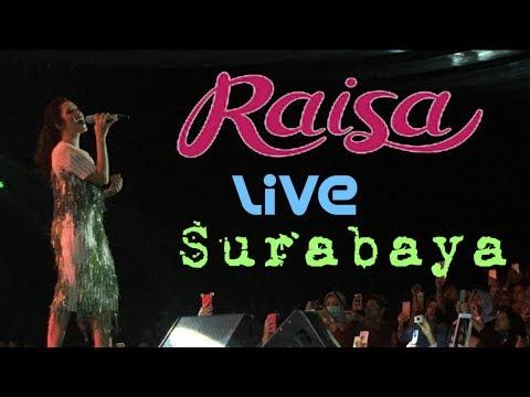 Raisa - Mantan Terindah (Live Dyandra Surabaya)