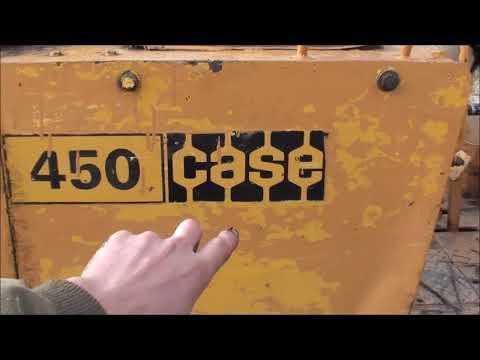 Case 450 Dozer tips and maintenence - YouTube