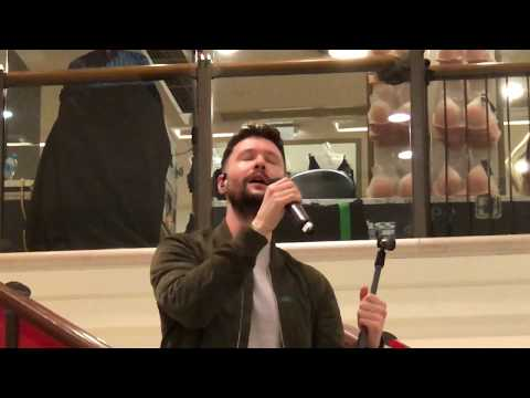 Calum Scott Rhythm Inside, You Are The Reason, Dancing On My Own At Sydney Australia