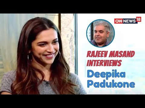 Deepika Padukone Interview (Exclusive) | Padmaavat | Ranveer Singh | CNN-News18