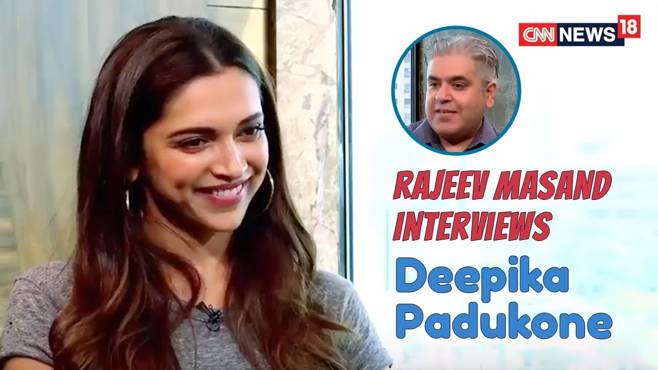 Deepika Padukone Interview (Exclusive) | Padmaavat ...