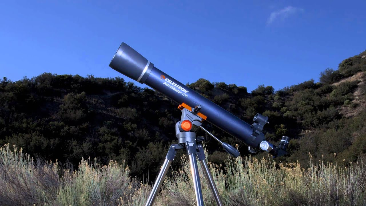 Astromaster lt az telescope tour youtube