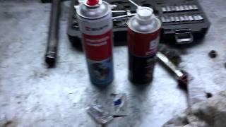 Замена задних тормозных колодок и дисков на Мерседес Mercedes GLK 220 CDI 4Matic