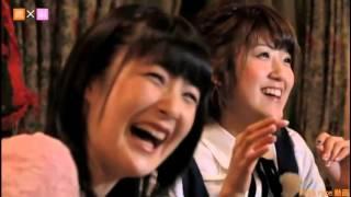 活動停止を前に大喧嘩中の嗣永桃子と徳永千奈美が涙ながらに和解する感...