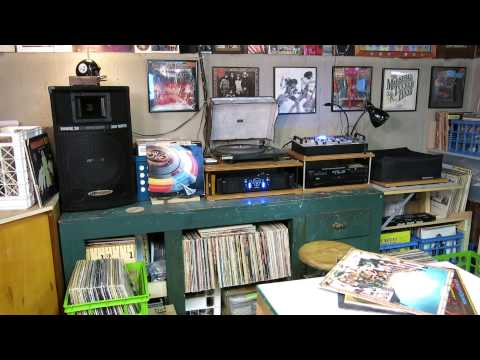 Curtis Collects Vinyl Records: ELO - Turn to Stone...