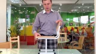 Детские стулья, регулируемые по высоте.(