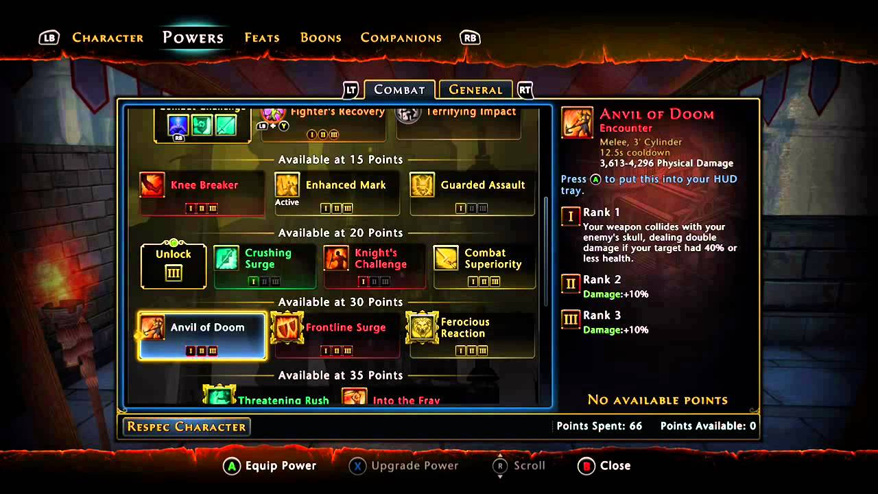 Best Great Weapon Fighter Build Neverwinter