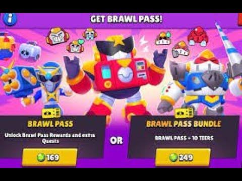 Brawl Pass Season 2 l Box Opening l Surge GamePlay l HyperKidBrawl |