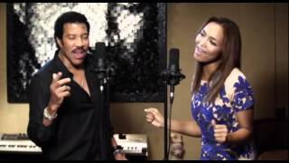 Gambar cover Lionel Richie - Endless Love with Crystal Kay