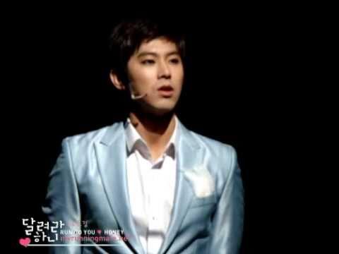101212 Yunho's Talk in Daegu